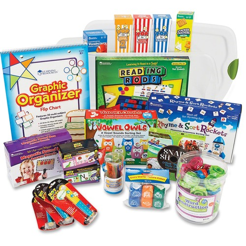 Learning Resources Kid Learning Kit LRNLER1820