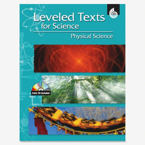 Shell Leveled Texts for Science: Physical Science Education Printed/Electronic Book for Science SHL50161