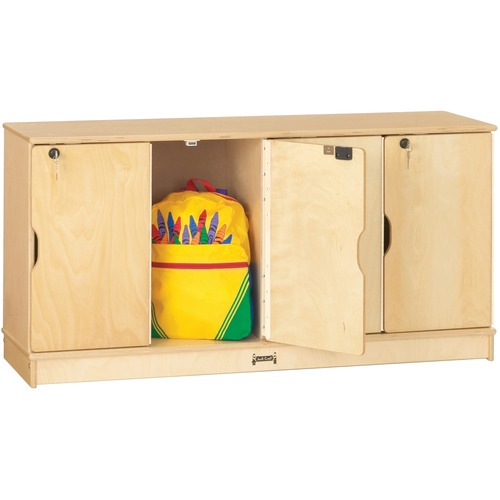 Jonti-Craft Single Stack 4-Section Student Lockers Deal