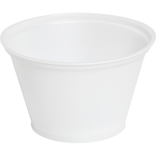 Dixie Foods Souffle Cups DXEP040TRANSLUC