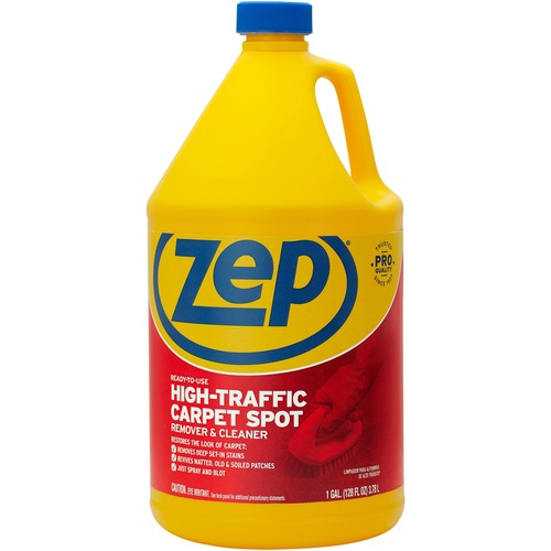 Zep Commercial Considerable Traffic Carpet Cleaner