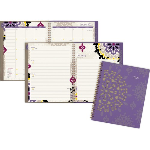 At A Glance Vienna WeeklyMonthly Professional Planner