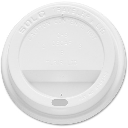 Solo Traveler Cup Lid SCCTL38R2