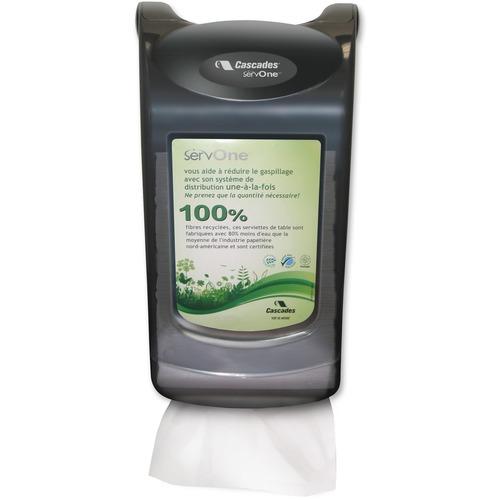 Cascades Dispenser ServOne Counter & Wall Grey CSD2575