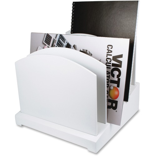 Victor Midnight Black Coll Incline File Sorter