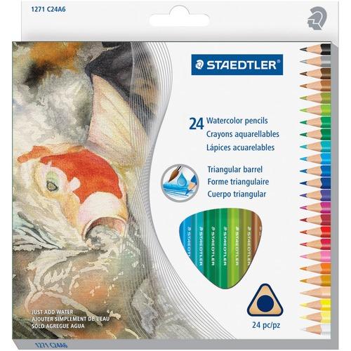 Staedtler Watercolour Pencils Set STD1271C24A6-BULK