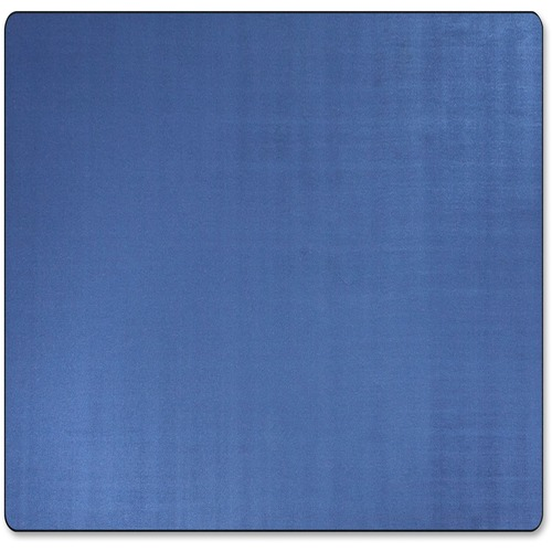Flagship Carpets Classic Solid Color 6 Square Rug