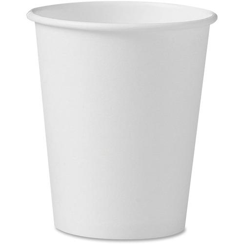 Solo 10 oz Paper Cups SCC370W2050