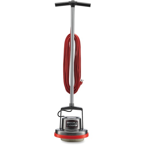 oreck commercial orbiter floor machine