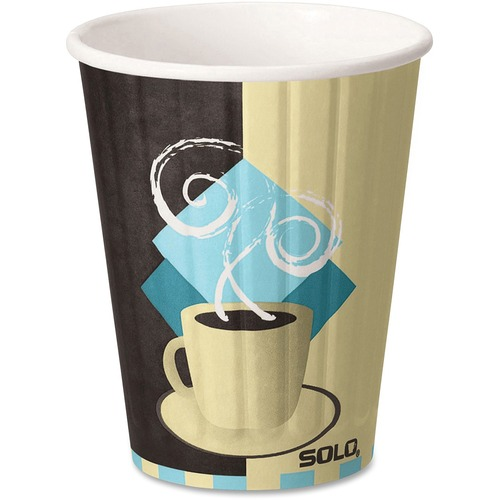 Solo Insulated Hot Cup Combo SCC12J7534CT