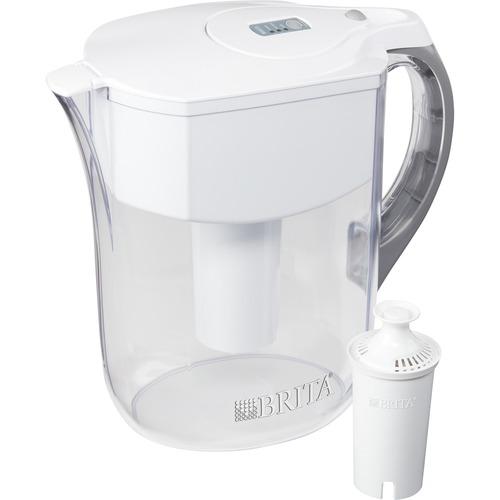 Brita 10-Cup Grand Water Filter Pitcher CLO35565