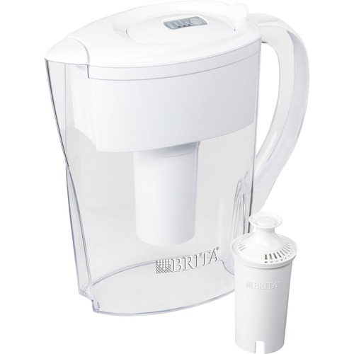 Brita Space Saver Water Filter Pitcher CLO35566