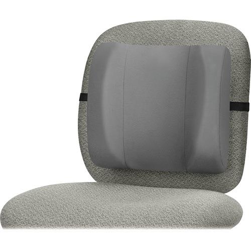 Fellowes Standard Back Rest - Graphite FEL91926-BULK