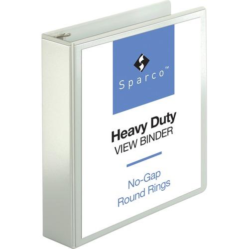 Sparco Premium Round Ring View Binder SPR19701