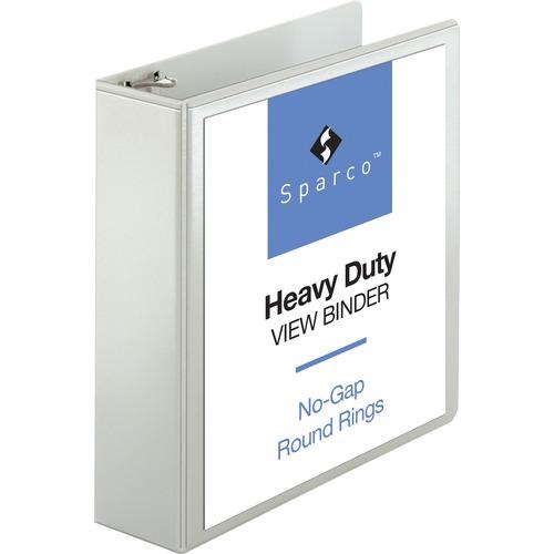 Sparco Premium Round Ring View Binder SPR19751