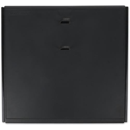 Desk Calendar Base, Black, For 4-1/2x8 AAGE2100