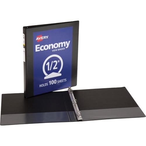 12 Avery Economy Reference View Binder Bulk Minimum 264