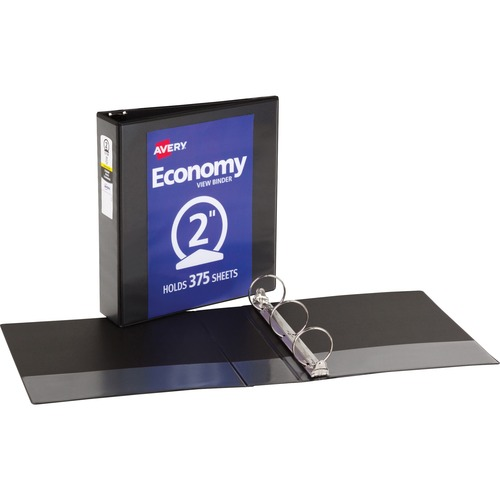 2 Avery Economy Reference View Binder Bulk Minimum 144