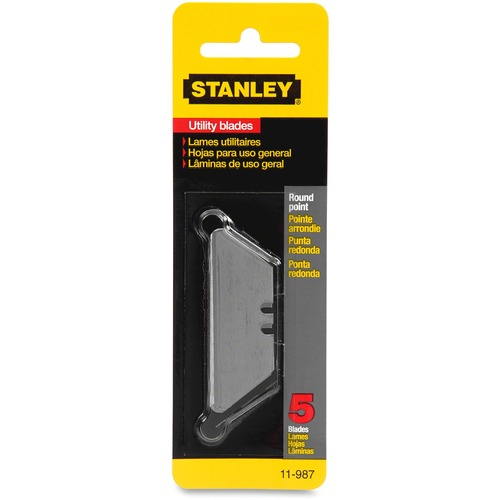 Stanley Round-Point Knife Blades BOS11987