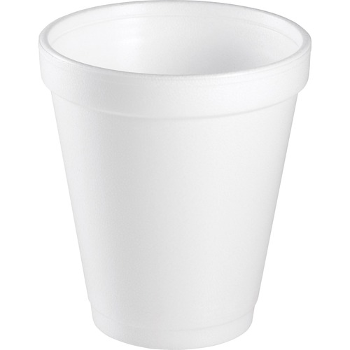 Dart Drink Foam Cups, 8 Oz., 40 Bags of 25/Carton DCC8J8