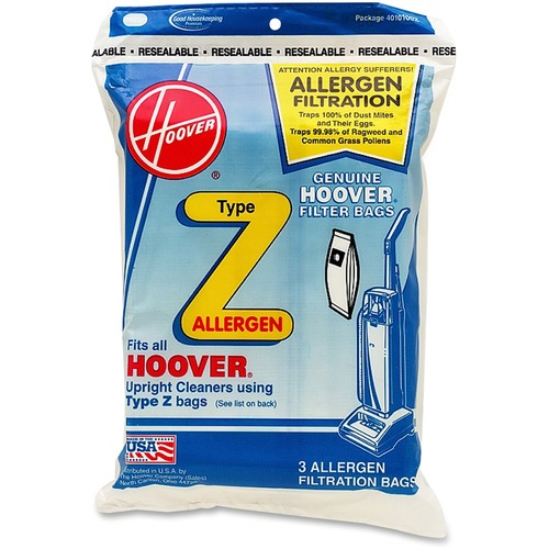Hoover Z Kidney Allergen Vacuum Bag