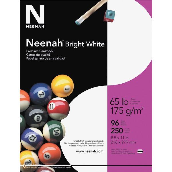 Neenah Paper, Inc Bright White Cardstock