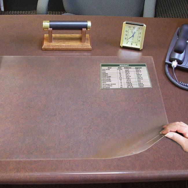 Artistic Second Sight Clear Desk Protectors Aopss1924