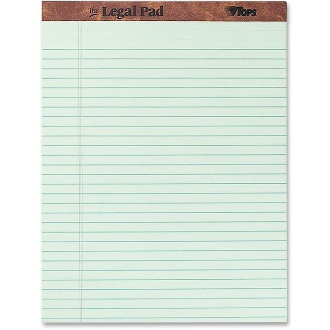 TOPS The Legal Pad Writing Pad   Letter TOP7534