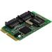 Image of StarTech.com 2 Port Mini PCI Express Internal SATA II Controller Card - 2 x 7-pin Serial ATA/300 Serial ATA - PCI Express