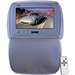Adjustable Headrest/ Built-In 9 Tft-LCD Monitor W/ Ir Transmi / Mfr. no.: PL90HRGR