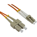 Image of 10m Cables Direct Fibre Optic Network Cable OM2 LC - SC