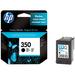 HP No. 350 Ink Cartridge  Black