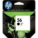 HP No. 56 Ink Cartridge  Black