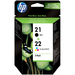 HP No. 2122 Ink Cartridge  Black