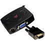 Aluratek AVS02 2-Port VGA Splitter