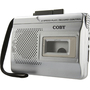 Coby CXR60 Voice Activated Cassette Recorder