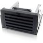 iStarUSA TC-iStorm7 Storage Bay Adapter - Internal - Black