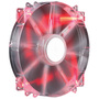 Cooler Master MegaFlow 200 Red LED Silent Fan