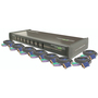 IOGEAR MiniView GCS138 8-Port KVM Switch w/cables