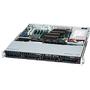 Supermicro SuperChassis SC813MTQ-600CB Rackmount Enclosure