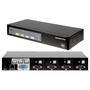 Connectpro UR-14+KIT 4-port VGA KVM with Cables