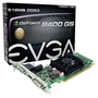 EVGA 512-P3-1300-LR GeForce 8400 GS Graphic Card - 520 MHz Core - 512 MB DDR3 SDRAM - PCI Express 2.0