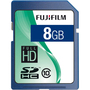 Fujifilm 600008927 8 GB Secure Digital High Capacity (SDHC) - 1 Card