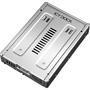 Icy Dock MB982SP-1s Storage Enclosure - Internal - Silver