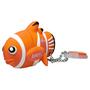 EMTEC Animal M317 4 GB USB 2.0 Flash Drive - Orange, White - 1 Pack
