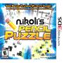 Konami Nikoli's Pencil Puzzle