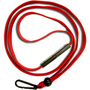 Laminex 3/8'' Flat Safety Breakaway Lanyard with Plastic Hook