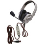 Ergoguys Califone Washable Titanium Headphone with Guaranteed for Life Cord