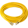 Woods 14/3 50'SJTW Extension Cord W/Lighted End