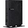 Viewsonic SC-T45 Desktop Slimline Thin Client - Intel Atom N2800 1.86 GHz - Black